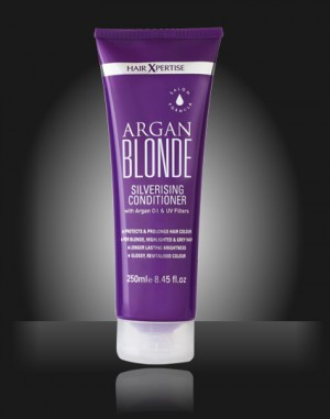 Argan Blonde Silverising Conditioner