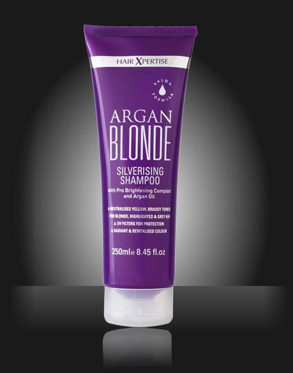 Argan-Blonde-Silverising-Shampoo
