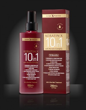10 in 1 Hair Treatment