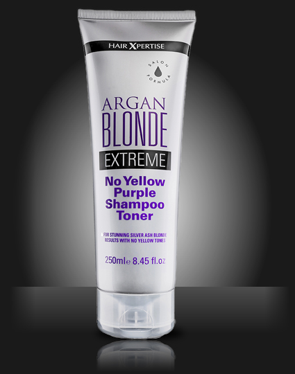 HairXpertise Argan Blonde Extreme Shampoo