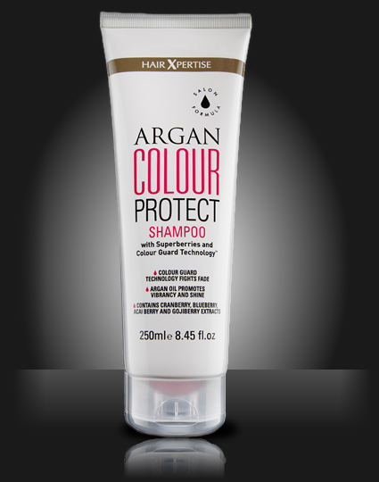 HairXpertise Argan Colour Protect Shampoo