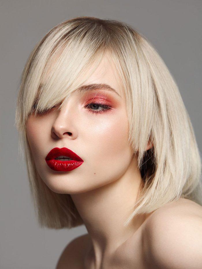 Hair Xpertise Argan Blonde - model image