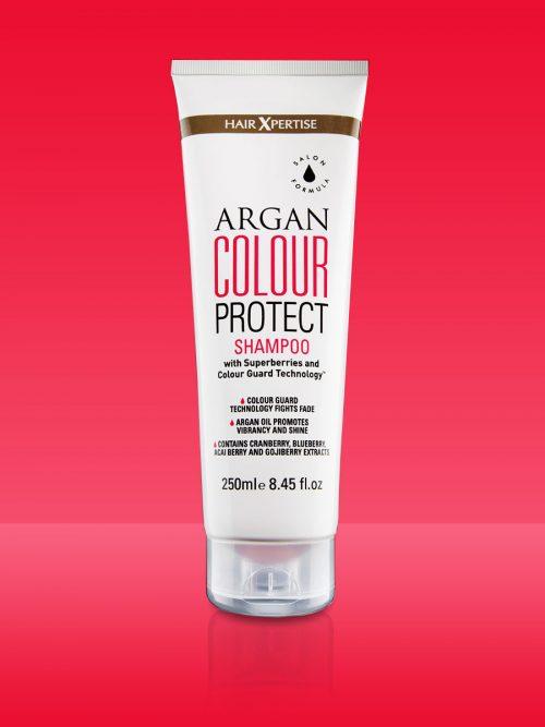 HairXpertise Argan Colour Protect Shampoo