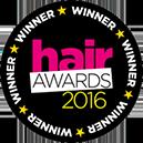 Hair Awards 2016 Winner