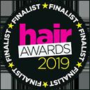 Hair Awards 2019 Finalist