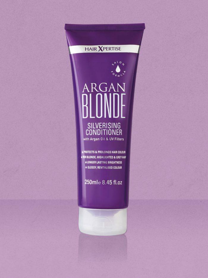 HairXpertise Argan Blonde Silverising Conditioner