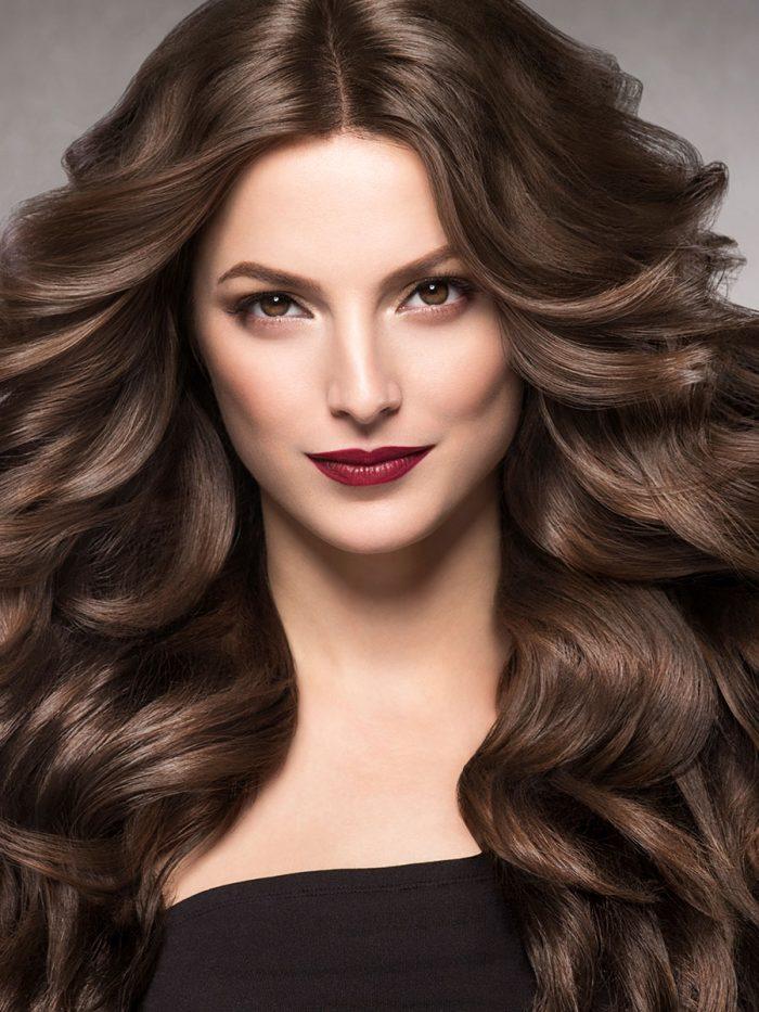 Hair Xpertise Argan Colour Protect - model image
