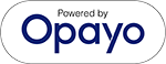 Secure payments powered by Opayo
